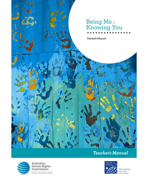 Being Me: Knowing You <br> Teacher's Manual
